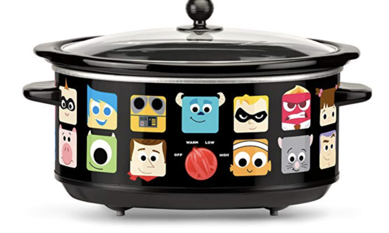Disney DPX-7 Pixar Slow Cooker, 7 quart $25