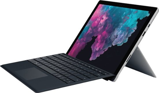 Microsoft – Surface Pro 12.3″ Touch Screen-Intel-4GB-128GB SSD