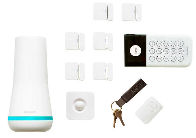 SimpliSafe 11-piece Home Security Kit for $139 <strike>$240</strike>