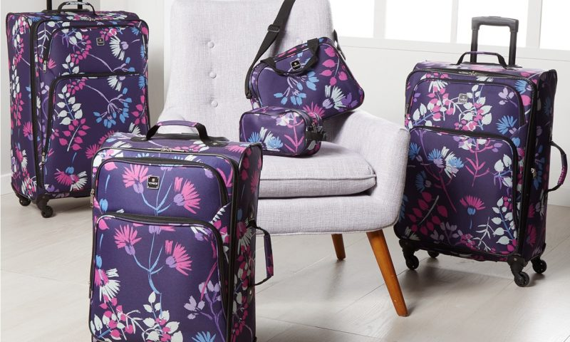 5-Pc. Luggage Set $119