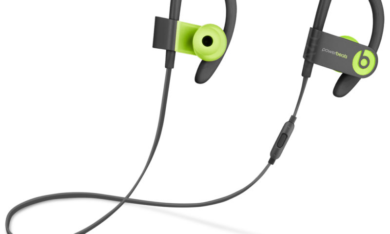 Powerbeats3 – Earphones with mic $94