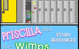 Review of Priscilla and the Wimps By: Richard Peck