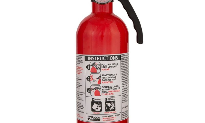 Disposable Fire Extinguisher $9