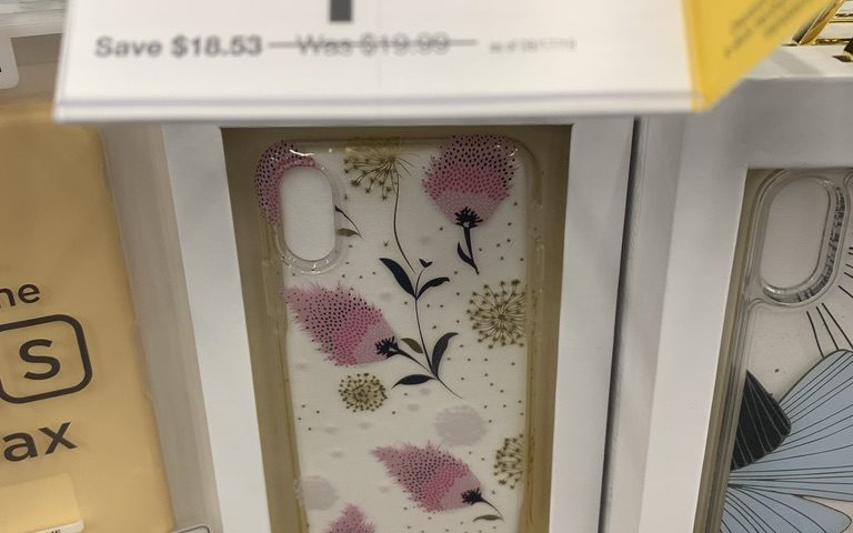 cellphone case for less than $2