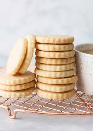 How To Make Shortbread Cookies With Less Than 4 Ingredients