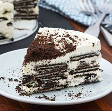 2-Ingredient Icebox Cake