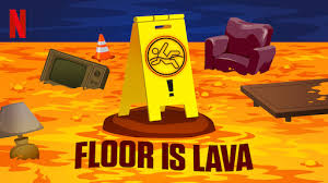Floor Is Lava (Netfix Original)