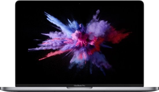 Apple – MacBook Pro – 13″ Display with Touch Bar – Intel Core i5 – 8GB Memory – 256GB SSD $979 ($400 off)