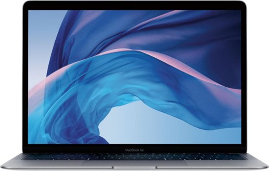 Apple – MacBook Air 13.3″ Laptop with Touch ID – Intel Core i5 – 8GB Memory – 128GB SSD $629