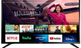 Toshiba – 43″ LED Full HD Smart FireTV Edition TV $50 off $229