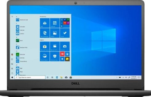 Dell Inspiron 15.6-inch Touch Laptop 12GB RAM 256 GB SSD 1 TB HDD $520 ($100 off)