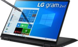 LG Refurbished gram 2-in-1 14″ Touch-Screen Laptop – Intel Core i7 – 16GB RAM – 1TB Solid State Drive $14000 off.