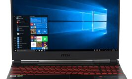 MSI Leopard 15.6″ Gaming Laptop