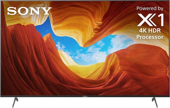 Sony – 75″ LED 4K  Smart Android TV