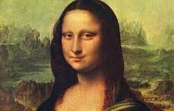 Monalisa Painting before Covid