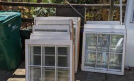 Free Window sashes (Johns Creek)