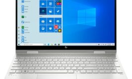 HP 2-in-1 15.6″ Touch-Screen Laptop i7 12GB Memory – 512GB SSD $995