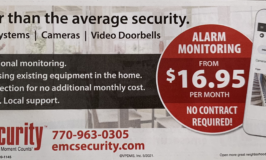 no contract home security