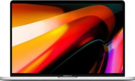 MacBook Pro 16″ Display with Touch Bar i9 16GB Memory 1TB SSD  $300 off