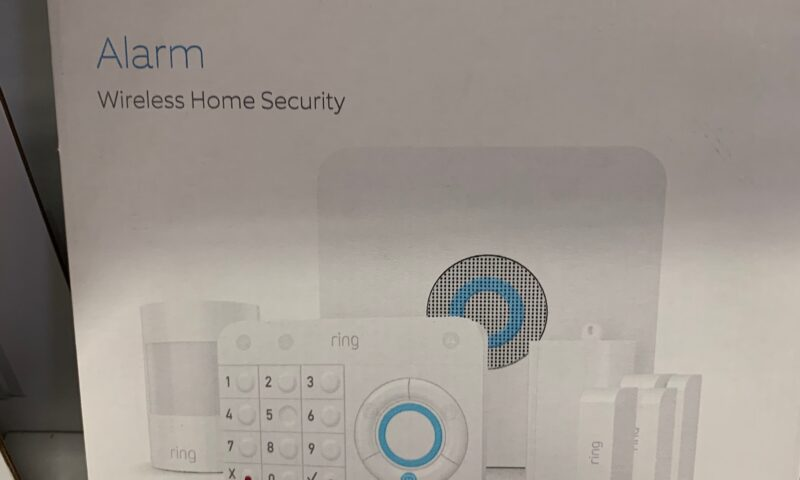 professional monitoring for $10 per month from Ring Alarm
