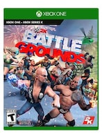WWE 2K Battlegrounds Standard Edition – Xbox One $14.9 (is reduced  $15.00)
