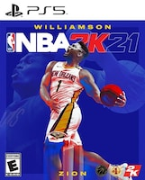 NBA 2K21 Standard Edition – PlayStation 5 $19.9 (is reduced  $30.00)