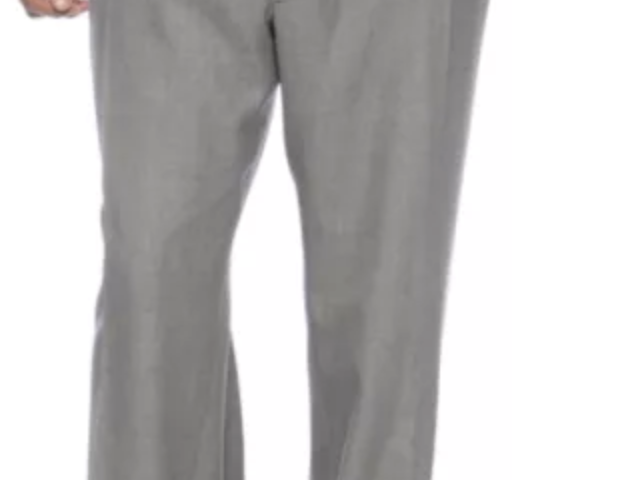 """Classic Fit Suit Separate Pants $9 <span style=""""color:red""""><strike>$100</strike></span>"""
