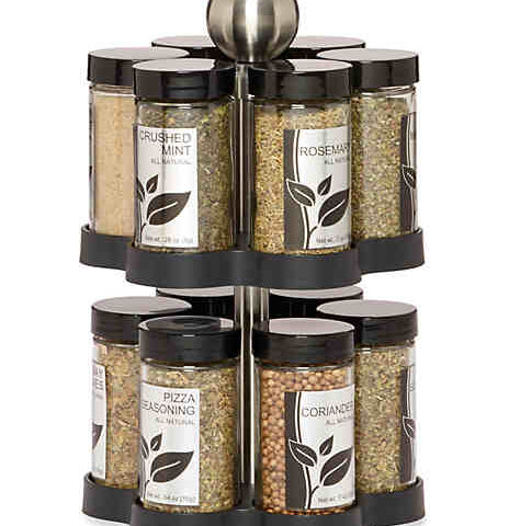 """Madison Spice Rack  <span style=""""color:green"""">$13.00</span>  <strike><span style=""""color:red"""">$25.00</span></strike>"""