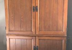 Armoire/TV/Entertainment Cabinet is now Free