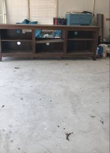 TV stand is now Free