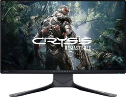 """Alienware – 25″ IPS LED FHD G-SYNC Gaming Monitor   <strike><span style=""""color:red"""">$679.00</span></strike>   Now <span style=""""color:green"""">$449.90</span>"""
