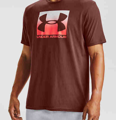 """Under Armour T-Shirt  <strike><span style=""""color:red"""">$10.00</span></strike>   Now <span style=""""color:green"""">$7.50</span>"""